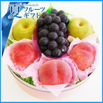 "ASSORTMENT of peaches, pears and grapes (about 2 km) ""summer gift"", ""midyear."" summer hit. """