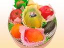 【御祝い・内祝いに最適なラッピング】南国フルーツを贅沢に詰め合わせ♪トロピカルフルーツギフト