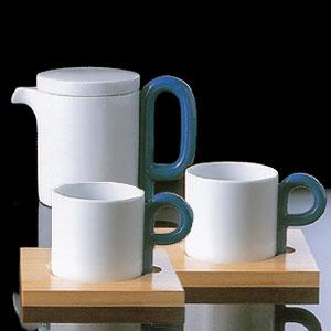白山陶器P型ペアコーヒーカップ&ソーサー(P型ポット付き)