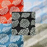 �ޥ��å� marimekko �ե��֥�å����� �ץ��åƥ� 15cm x 145cm��5���˥�åɡ��֥롼���饤�ȥ֥롼���١����塦�֥�å� ���å����� 050628 Cotton fabric PUKETTI 02P27May16