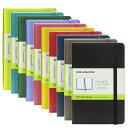 モレスキン MOLESKINE クラシック ノートブック プレーン(無地)ポケット ハードカバー / 9.0x14.0cm(6色) CLASSIC NOTEBOOKS HARD ..