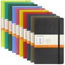 モレスキン MOLESKINE クラシック ノートブック ルールド(横罫) ラージ ハードカバー / 13.0x21.0cm(7色) CLASSIC NOTEBOOKS HARD ..