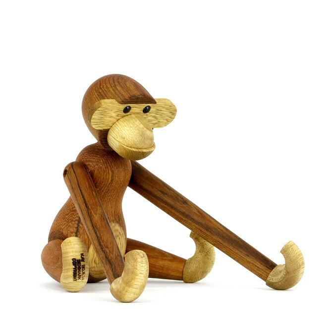 カイ・ボイスン デンマーク KAY BOJESEN DENMARK モンキー S リンバ 39250 MONKEY SMALL 木製玩具