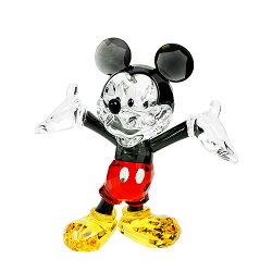 スワロフスキーSWAROVSKIフィギュリン&デコレーションミッキーマウス10.8x10.4x5cm(ディズニー)1118830MickeyMouse