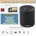ワイヤレス サブウーファー スピーカー Bluetooth 4.0 スピーカー フラッシュディスク カードポータブル ステレオサウンド 【並行輸入品】◇ALW-ZEALOT-S5