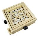 立体迷路 3D 木製 パズル 迷路 迷宮 知恵 知育 脳トレ...
