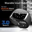 スマートウォッチ 腕時計 Bluetooth ウェアラブル 多機能 ハンズフリー通話 音楽プレーヤー 着信知らせ 電話番号表示 置き忘れ防止 ◇ALW-M26 05P27May16