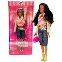 バービー バービー人形 日本未発売 Mattel Year 2006 Barbie Fashion Fever Series 12 Inch Tall Doll Set - Sassy, Smart