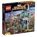 レゴ スーパーヒーローズ マーベル DCコミックス スーパーヒーローガールズ 6102241 【送料無料】LEGO Super Heroes Attack on Avengers Tower 76038レゴ スーパーヒーローズ マーベル DCコミックス スーパーヒーローガールズ 6102241