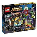 レゴ スーパーヒーローズ マーベル DCコミックス スーパーヒーローガールズ 76035 【送料無料】LEGO Super Heroes 76035 Jokerland Building Kitレゴ スーパーヒーローズ マーベル DCコミックス スーパーヒーローガールズ 76035