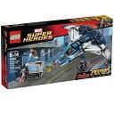 レゴ スーパーヒーローズ マーベル DCコミックス スーパーヒーローガールズ 6100895 【送料無料】LEGO the Avengers Quinjet City Chaseレゴ スーパーヒーローズ マーベル DCコミックス スーパーヒーローガールズ 6100895