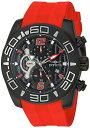 インヴィクタ インビクタ プロダイバー 腕時計 メンズ 22810 【送料無料】Invicta Men 039 s Pro Diver Stainless Steel Quartz Watch with Silicone Strap, red, 25 (Model: 22810)インヴィクタ インビクタ プロダイバー 腕時計 メンズ 22810