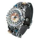 手錶 - スチームパンク steampunk レディース 腕時計 懐中時計 AW23 Alchemy Empire Telford Chronocogulator Timepieceスチームパンク steampunk レディース 腕時計 懐中時計 AW23