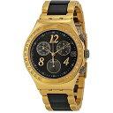 スウォッチ 腕時計 レディース YCG405G Swatch YCG405G dreamnight yellow black dial metal strap unisex watch NEWスウォッチ 腕時計 レディース YCG405G