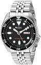 セイコー 腕時計 メンズ SKX007K2 SEIKO Men's Black Boy automatic diver's watch SKX007K2セイコー 腕時計 メンズ SKX007K2