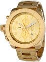 手錶 - 【当店1年保証】ベスタルVestal Unisex RES009 Restrictor All Gold Watch