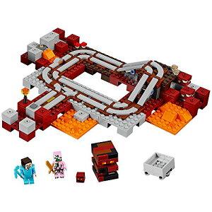 【送料無料】レゴ LEGO マインクラフト 21130 ネザー