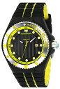 テクノマリーン 腕時計 メンズ TM-115218 Technomarine Men's Cruise Stainless Steel Quartz Watch with Silicone Strap, Two Tone, 24.8 (Model: TM-115218テクノマリーン 腕時計 メンズ TM-115218