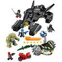 レゴ スーパーヒーローズ マーベル DCコミックス スーパーヒーローガールズ 6137823 【送料無料】LEGO Super Heroes 76055 Batman: Killer Croc Sewer Smash Building Kit (759 レゴ スーパーヒーローズ マーベル DCコミックス スーパーヒーローガールズ 6137823