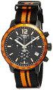 ティソ 腕時計 メンズ T0954173705700 Tissot Quickster Nato Black Dial SS Textile Quartz Men's Watch T0954173705700ティソ 腕時計 メンズ T0954173705700