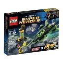 レゴ スーパーヒーローズ マーベル DCコミックス スーパーヒーローガールズ 6100856 【送料無料】LEGO Superheroes Green Lantern vs. Sinestroレゴ スーパーヒーローズ マーベル DCコミックス スーパーヒーローガールズ 6100856