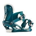 スノーボード ケーツー ビンディング バインディング ウィンタースポーツ Yeah Yeah 【送料無料】K2 Snowboarding Women's Yeah Yeah Snowboard Bindings - Dark Teal Sスノーボード ケーツー ビンディング バインディング ウィンタースポーツ Yeah Yeah