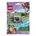 ショッピングレゴフレンズ レゴ フレンズ 6061948 【送料無料】LEGO Friends 41046 Brown Bear's Riverレゴ フレンズ 6061948