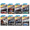 ホットウィール マテル ミニカー ホットウイール 【送料無料】Hot Wheels Fast and Furious Complete Set (set of 8) 1:64 Diecast Collectionホットウィール マテル ミニカー ホットウイール