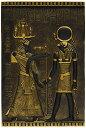 壁飾り インテリア タペストリー 壁掛けオブジェ 海外デザイン WU68176-Parent Design Toscano Egyptian Temple Stele Horus Plaque壁飾り インテリア タペストリー 壁掛けオブジェ 海外デザイン WU68176-Parent