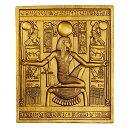 壁飾り インテリア タペストリー 壁掛けオブジェ 海外デザイン WU68176-Parent Design Toscano Egyptian Temple Stele Tutankhamen Plaque壁飾り インテリア タペストリー 壁掛けオブジェ 海外デザイン WU68176-Parent