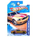 ホットウィール マテル ミニカー ホットウイール Hot Wheels 2011 Faster Than Ever Gold 2010 Ford Mustang GTホットウィール マテル ..