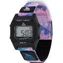 フリースタイル 腕時計 メンズ Freestyle Shark Classic Leash Tie-Dye Black Twist Unisex Watch FS101018フリースタイル 腕時計 メンズ