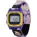 フリースタイル 腕時計 メンズ Freestyle Shark Classic Leash Tie-Dye Purple Haze Unisex Watch FS101016フリースタイル 腕時計 メンズ