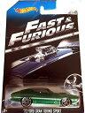 ホットウィール マテル ミニカー ホットウイール 【送料無料】Hot Wheels Fast & Furious Limited Edition - '72 Ford Gran Torino Sport 1972 Grand [5/8]ホットウィール マテル ミニカー ホットウイール