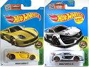 ショッピングマクラーレン ホットウィール マテル ミニカー ホットウイール 【送料無料】Hot Wheels 2016 Renault Sport R. S. 01 (Silver) #79& McLaren P1 (Yellow) #71 2-Car Bundle Setホットウィール マテル ミニカー ホットウイール