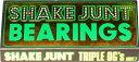 ベアリング スケボー スケートボード 海外モデル 直輸入 SHAKEJUNT TRIPLE OG'S A-7 SKATE BEARINGS single setベアリング スケボー ス..
