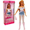 バービー バービー人形 日本未発売 【送料無料】Mattel Year 2006 Barbie Fashion Fever Series 12 Inch Tall Doll Set - Sweet, Adven..