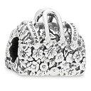 パンドラ ブレスレット アクセサリー ブランド かわいい PANDORA Disney Mary Poppins' Bag 925 Sterling Silver Charm - 797506パンドラ ブレスレット アクセサリー ブランド かわいい
