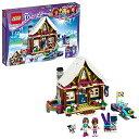 ショッピングレゴフレンズ レゴ フレンズ 【送料無料】LEGO Friends Snow Resort Chalet 41323レゴ フレンズ
