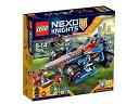 レゴ ネックスナイツ 【送料無料】LEGO Nexo Kni...