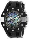 インヴィクタ インビクタ 腕時計 メンズ 【送料無料】Invicta Men's S1 Rally Stainless Steel Quartz Watch with Silicone Strap, Black, 26 (Model: 28576)インヴィクタ インビクタ 腕時計 メンズ