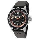 グリシン スイスウォッチ 腕時計 メンズ グライシン 【送料無料】Glycine Men's 3908.191AT.N1.D9 Combat Sub Automatic 42mm Black Rubber GL0088グリシン スイスウォッチ 腕時計 メンズ グライシン