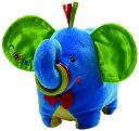 ガンド ぬいぐるみ リアル お世話 かわいい 【送料無料】Gund Baby Fun Circus Jiffy The Elephant Plush Toy (Discontinued by Manufacturer)ガンド ぬいぐるみ リアル お世話 かわいい