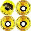ежегб╝еы е┐едеф е╣е▒е▄б╝ е╣е▒б╝е╚е▄б╝е╔ │д│░ете╟еы DECK б┌┴ў╬┴╠╡╬┴б█TGM Skateboards Bigfoot Longboard Wheels 75mm 81a Invaders Yellow Offset Downhill/Freerideежегб╝еы е┐едеф е╣е▒е▄б╝ е╣е▒б╝е╚е▄б╝е╔ │д│░ете╟еы DECK