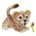 ファーリアルフレンズ ぬいぐるみ 動く 鳴く お世話 【送料無料】FurReal Disney The Lion King Mighty Roar Simba Interactive Plush Toy, Brought to Life, 100+ Sound-and-Motion Combinations, Ages 4 and ファーリアルフレンズ ぬいぐるみ 動く 鳴く お世話