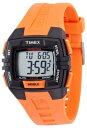 タイメックス 腕時計 メンズ T499029J Timex Men's T499029J Expedition Full Size Chrono Alarm Timer Orange Watchタイメックス 腕時計 メンズ T499029J