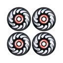ежегб╝еы е┐едеф е╣е▒е▄б╝ е╣е▒б╝е╚е▄б╝е╔ │д│░ете╟еы б┌┴ў╬┴╠╡╬┴б█Rollerex Phaser 92A 54mm Skateboard Wheels (Steel Black (w/Bearings, spacers and washers), 54mm)ежегб╝еы е┐едеф е╣е▒е▄б╝ е╣е▒б╝е╚е▄б╝е╔ │д│░ете╟еы