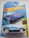 ホットウィール マテル ミニカー ホットウイール 【送料無料】Hot Wheels 2020 Hw Art Cars La Fasta, Blue 114/250ホットウィール マテル ミニカー ホットウイール