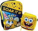 ショッピングランチボックス スポンジボブ バッグ バックパック リュックサック カートゥーンネットワーク 【送料無料】Spongebob Cartoon School 16