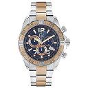ゲス GUESS 腕時計 メンズ Y02002G7 GUESS Men's Gc Sportracer Blue & Rose Gold Timepieceゲス GUESS 腕時計 メンズ Y02002G7